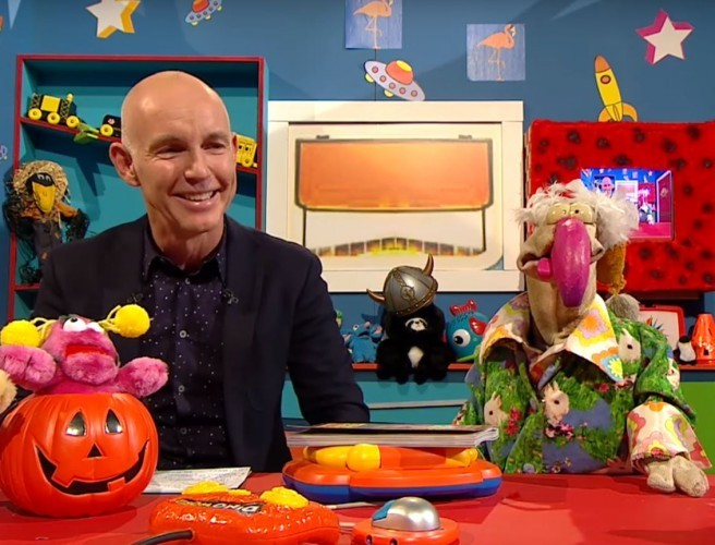 Watch As Ray D'Arcy And Dustin Relived The Best Bits From The Den