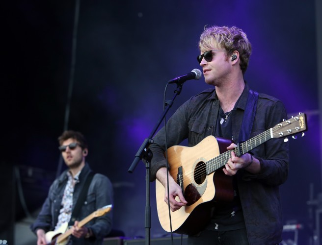 Kodaline To Headline New Year's Eve Countdown Concert