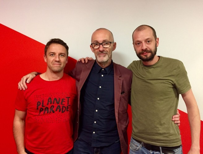 98FM's Totally Irish Podcast - October 22nd 2017