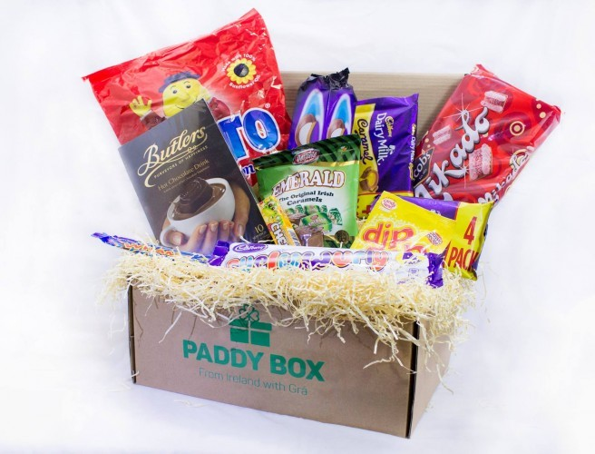 You Can Now Send An Irish Care Package To Your Mates Abroad