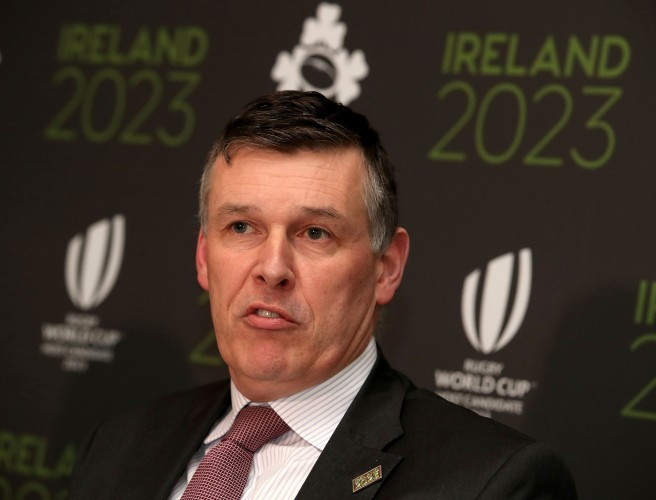 Read the IRFU's letter to World Rugby