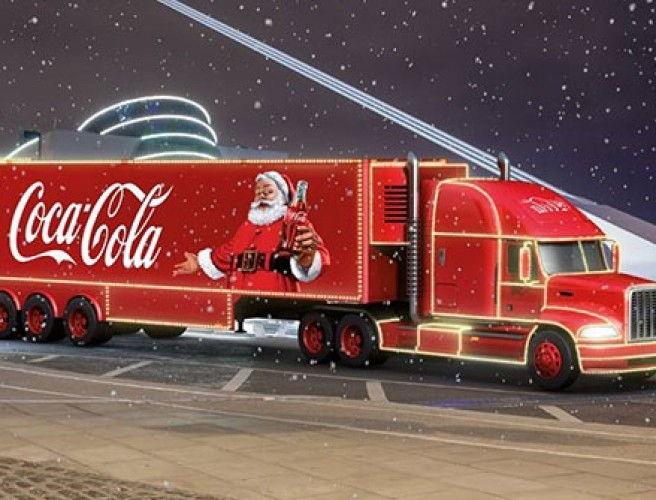 Coca-Cola's Christmas Truck Tour Is Returning To Ireland