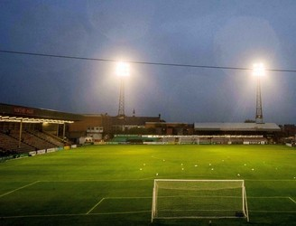 Fire in Dalymount causes damage overnight