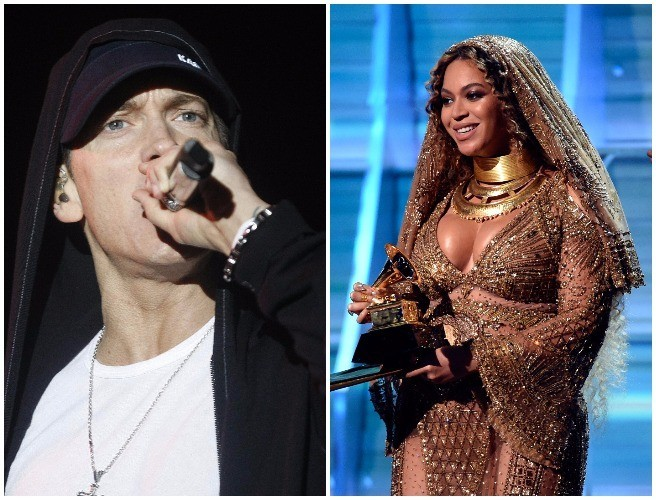 Eminem Releases New Song With Beyoncé