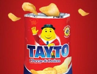 You Can Now Buy Tayto Crisps Online