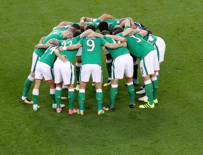 All You Need To Know Ahead Of Tonight's Ireland Match