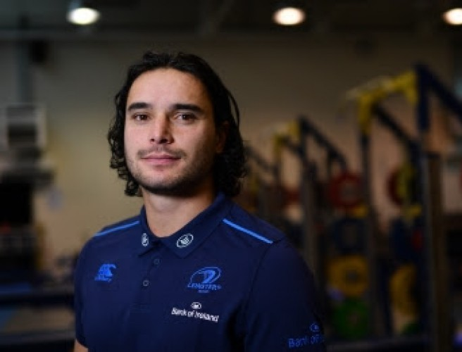 "James Lowe ""Excited"" As He Joins Up With Leinster"