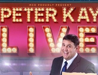 Peter Kay Announces Two Dublin Shows