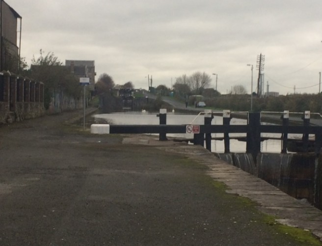 Canal Levels In Drumcondra Raised To 'Flush Out' Homeless