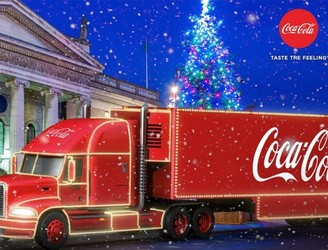 A Coca-Cola Christmas Pop Up Shop Is Opening In Dublin