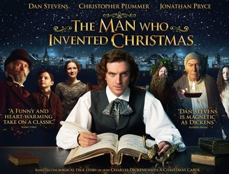 Win Tickets To The Premiere Of The Man Who Invented Christmas