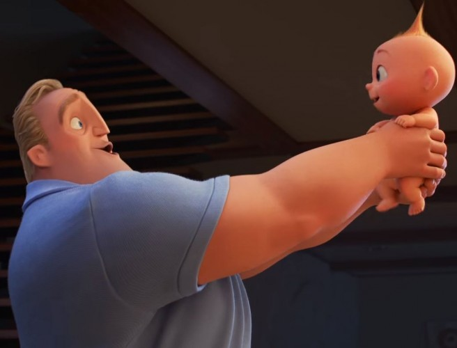 Watch The Teaser Trailer For The Incredibles 2