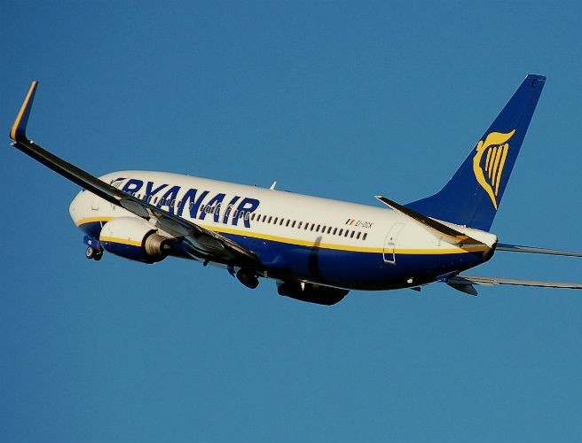 Ryanair Launches Black Friday Sale