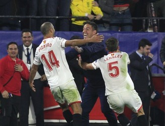 Sevilla's incredible comeback inspired by coach's cancer revelation