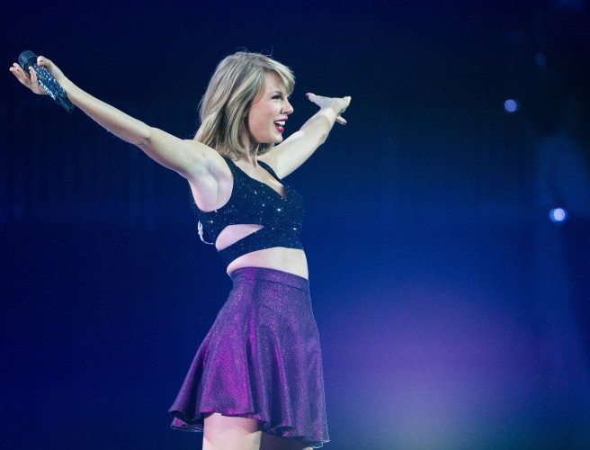 Taylor Swift Announces Croke Park Concert