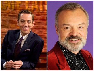 Here's Who's On The Late Late And Graham Norton Show Tonight
