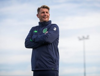 """We Want The Mindset That We Always Have A Chance""- Ireland Boss Colin Bell"