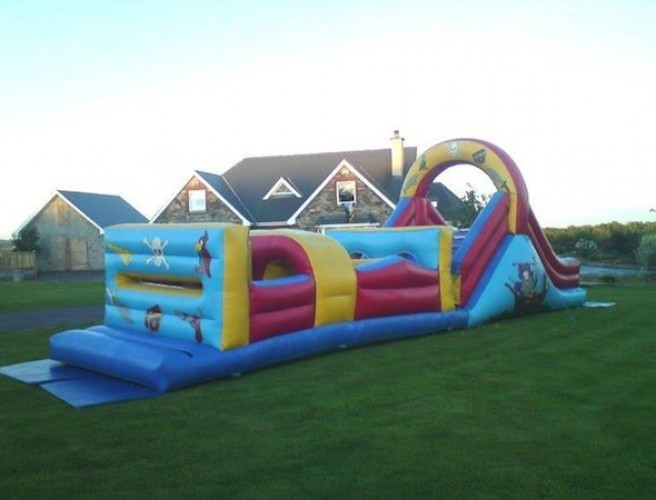 You Can Now Buy Your Own Bouncy Castle Business