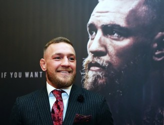 McGregor Pays Off Parents Mortgage