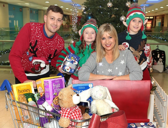 Tesco Launch Annual Christmas Appeal Supporting Local Communities
