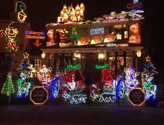 Do You Have Dublin's Best Christmas Lights?