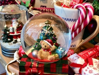 Dublin Shop Offering Cute Snowglobe Service This Weekend