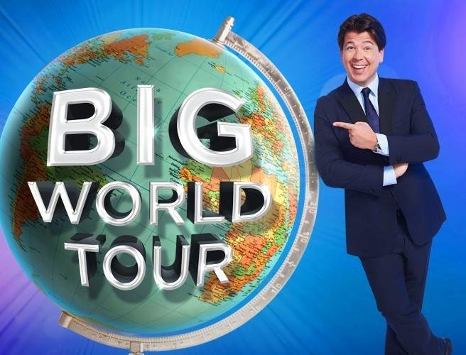 Michael McIntyre Adds Third 3Arena Date