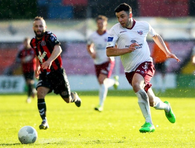 Bohemians welcome back Kevin Devaney