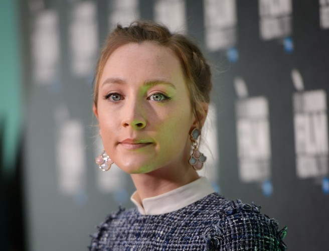 Saoirse Ronan Will Be On Tomorrow Night's Late Late Show
