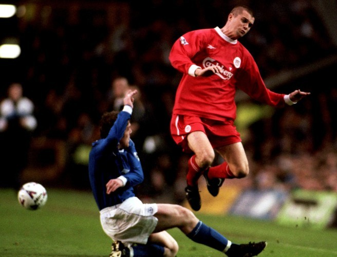 Liverpool, Everton, Dominic Matteo, Richard Dunne