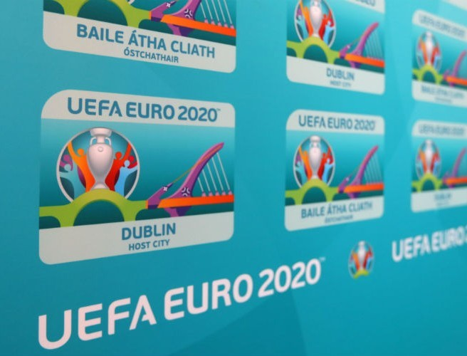 Spain and Ireland could face off at Euro 2020 finals