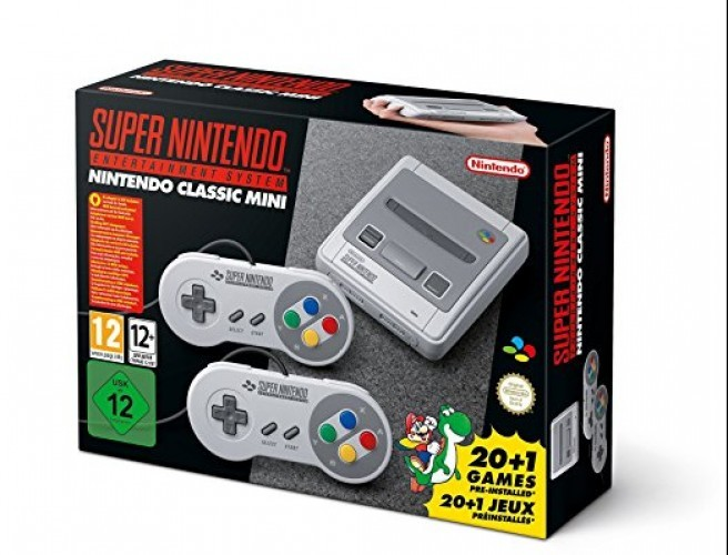 Win A Nintendo Classic Mini SNES