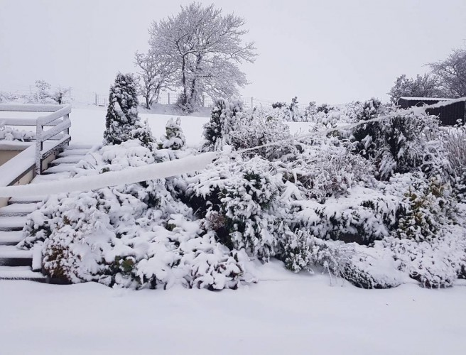 Snow In Dublin - Prepare For Plummeting Temperatures