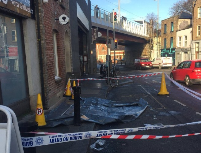 Man Found Dead Near Ranelagh Luas Station