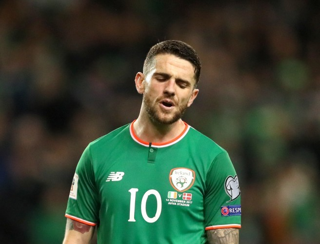 Robbie Brady undergoes successful knee surgery