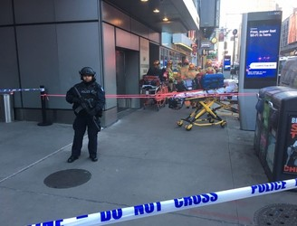One Arrested After New York Explosion