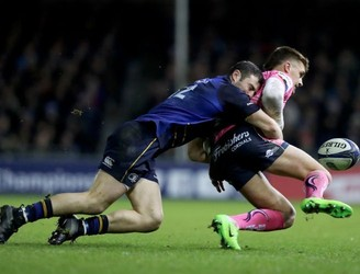 Robbie Henshaw reveals how pain of Clermont defeat is driving Leinster