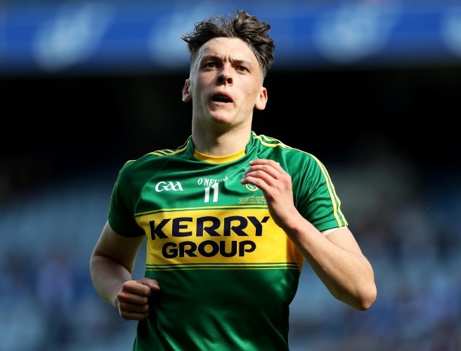 Jack O'Connor: David Clifford will line out for Kerry in 2018 NFL