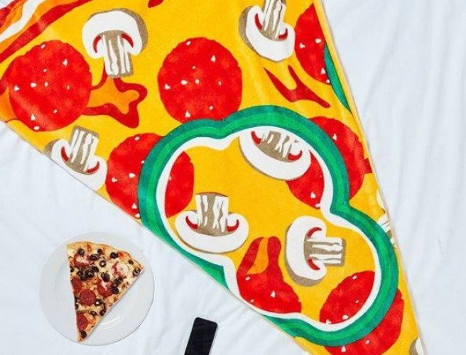 Penneys Is Selling A Pizza-Shaped Blanket