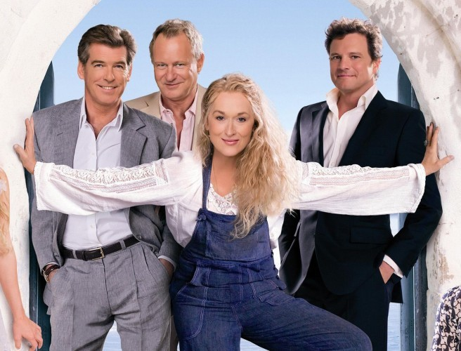 Mamma Mia! Here We Go Again! Official Trailer