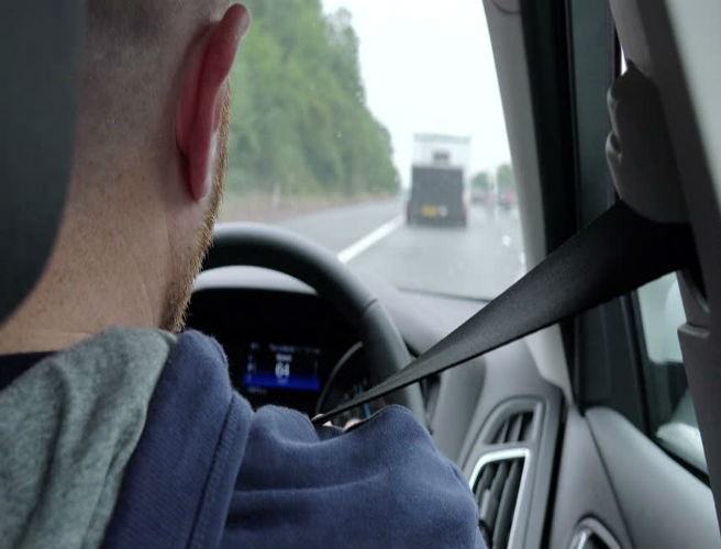 Shock Over What This Dublin Man Does Behind The Wheel