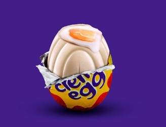 Cadbury Launches Limited Edition White Creme Egg