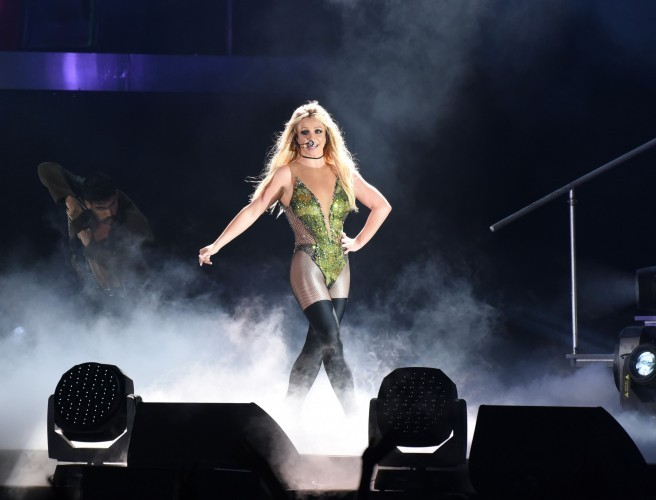 Reports: Britney Spears To Announce Irish Concert