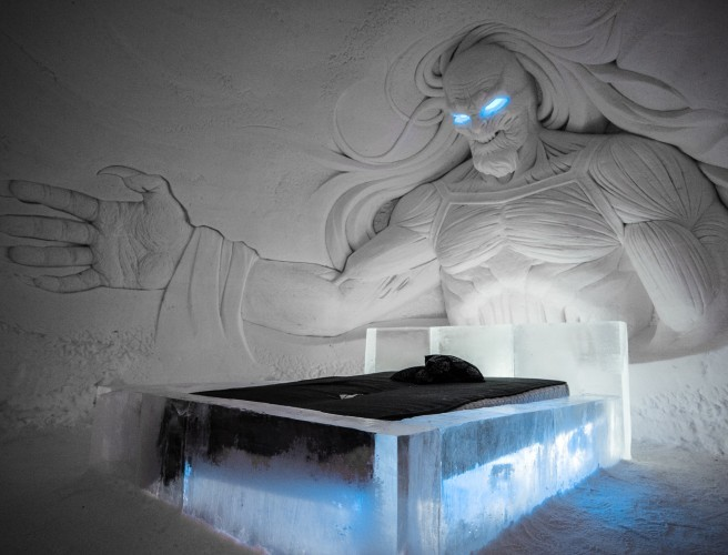 A Game Of Thrones Themed Hotel Has Opened