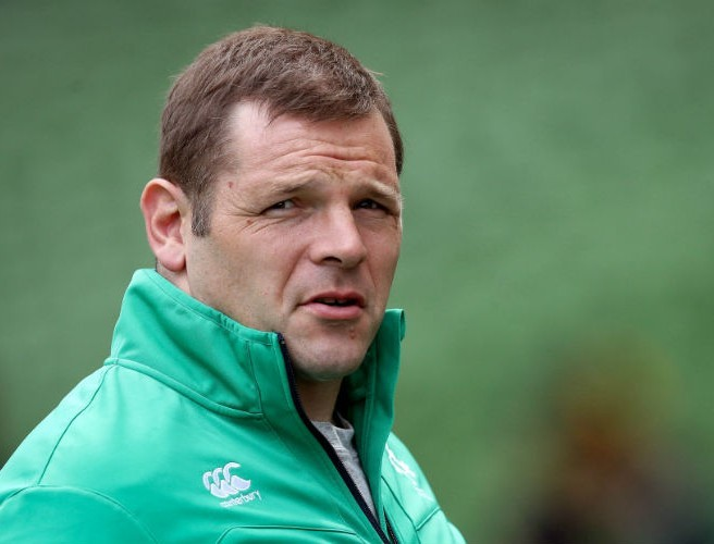 Former Leinster prop joins Ireland coaching ticket for Women's Six Nations