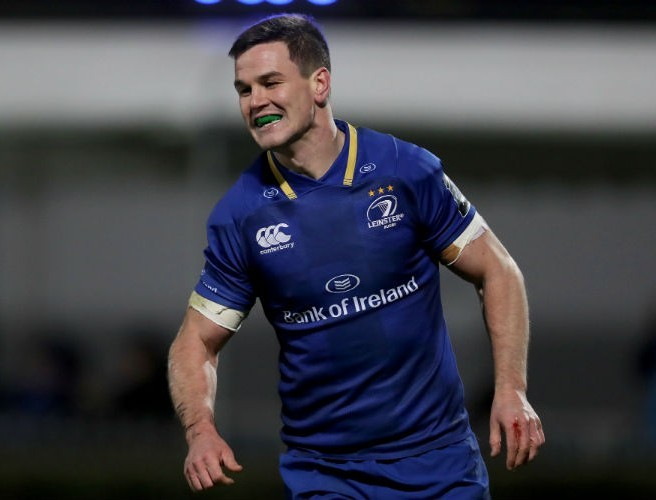 Johnny Sexton: Current Leinster squad better than back-to-back Euro champs
