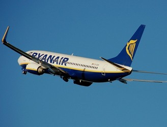 Ryanair Launches Seat Sale