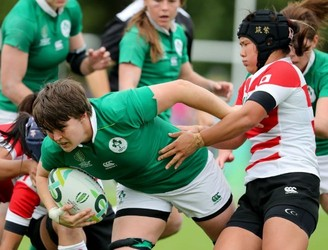 Ciara Griffin takes over as Ireland captain ahead of Six Nations campaign