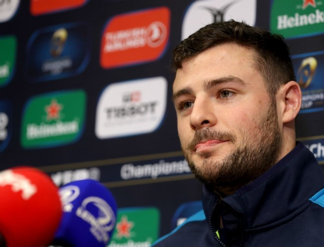 Audio: Leinster & Ireland duo bat away questions on doping in rugby