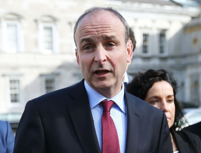 The Fianna Fail Leader Say He Will Vote To Repeal The 8th